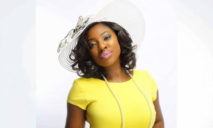 Nollywood Actress, Yvonne Jegede