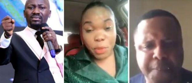 """Alleged Adultery: """"IGP Did Not Order My Probe"""" – Apostle Suleman"""