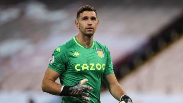 Arsenal Welcome Ex-Goalkeeper Martinez And Aston Villa To Emirates In EPL Tie