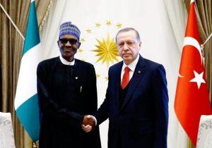 Buhari Hosts Turkish President Erdogan