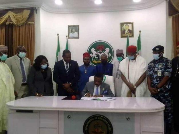 Governor Obiano signs anti-open grazing bill Into law